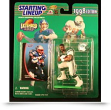 1998 Curtis Martin Nfl Starting Lineup