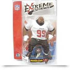 Extreme Athletes Warren Sapp